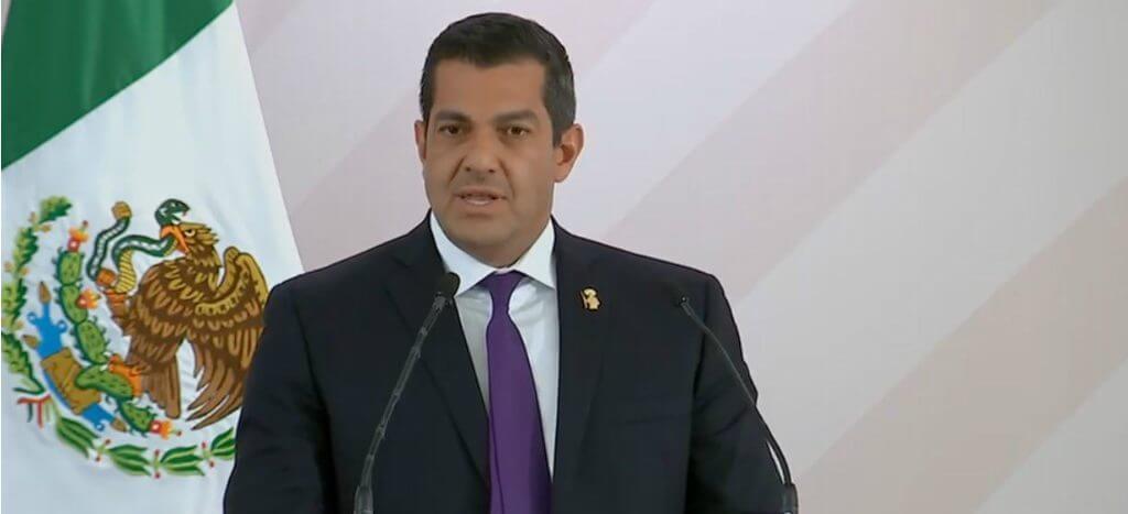 Ricardo Peralta Saucedo fue nombrado como nuevo subsecretario, por la secretaria de Gobernación, Olga Sánchez Cordero, en sustitución de Zoé Robledo, quien fue nombrado como director del Instituto del Seguro Social (IMSS).