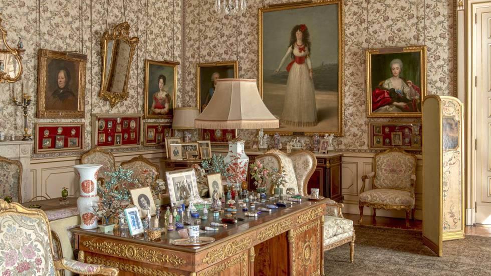 El Palacio de Liria, en Madrid, abrirá sus puertas de manera permanente a partir de septiembre, con visitas de una hora de duración en grupos de veinte personas y previo pago de una entrada que tiene un costo de 14 euros, que puede adquirirse desde hoy.
